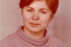 Зелинская Валентина Васильевна