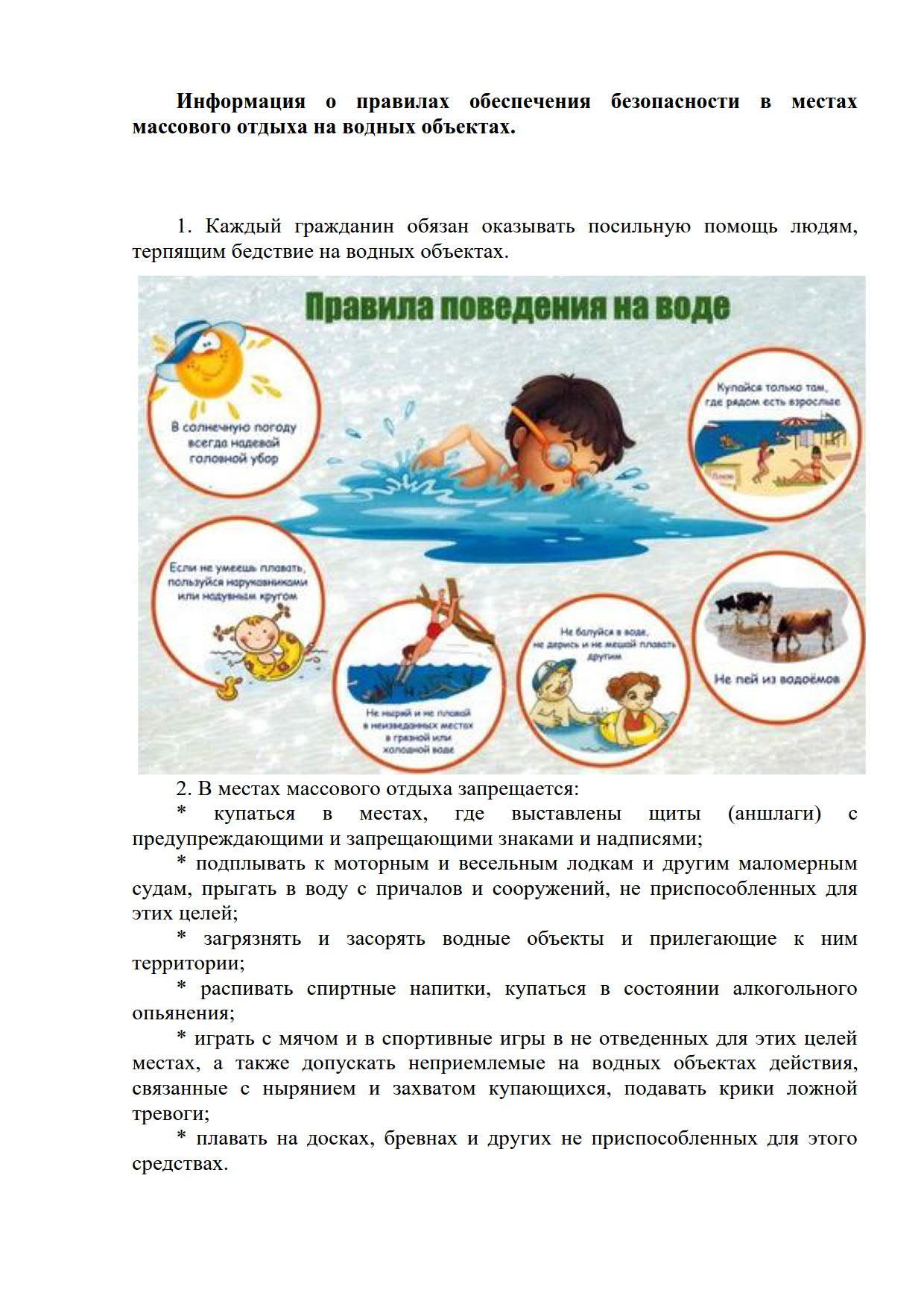 Правила поведения на водных объектах (1)_1