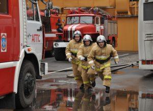 пожарные учения (1)